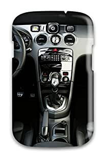 Tpu Case Cover For Galaxy S3 Strong Protect Case - 308 Rc Z Interior Coupe Dash Dials Steering Cars Other Design