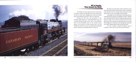 Steam Locomotives: Whistling, Chugging, Smoking Iron Horses of the Past