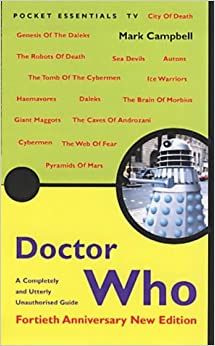 Book Doctor Who (Pocket Essentials TV)