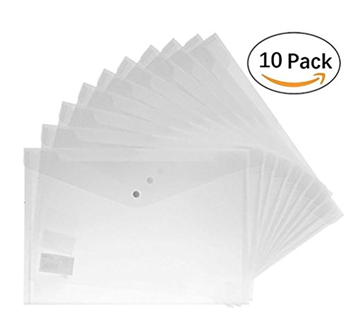 Clear Document File Holder-Kitchare Premium