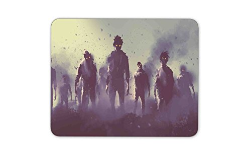 zombie mouse pad - 6