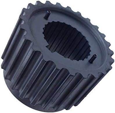3000GT Diamante Endeavor Galant 3.0L 3.5L 3.8L V6 Crank Sensor Ring Trigger Plate Unlimited Rider Timing Belt Crankshaft Gear Pulley Key Sensor Blade For Mitsubishi Montero//Sport Spacer Eclipse