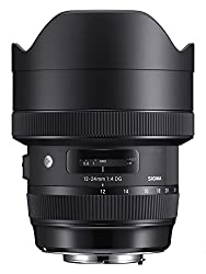 Image of the product Sigma 12 24mm f/4 DG HSM that is listed on the catalogue brand of Sigma.