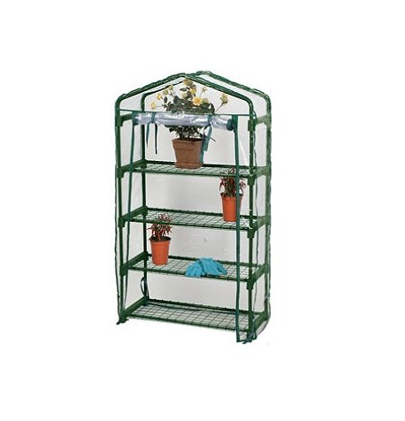 Bloom 4 Tier Greenhouse (Pack of 2)