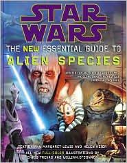 Star Wars: The New Essential Guide to Alien Species by Ann Margaret, Helen Keier, Chris Trevas (Illustrator)