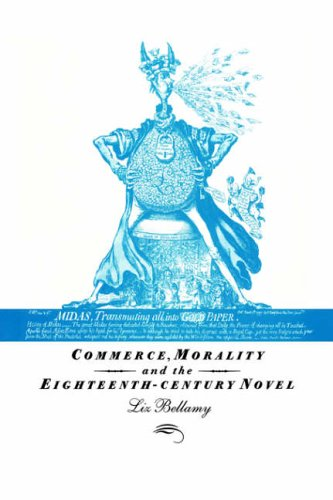 Read Online Commerce, Morality and the Eighteenth-Century Novel ePub fb2 book