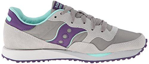 Saucony Originals Damen Dxn Trainer W Sneaker Light Grey/Dark Grey