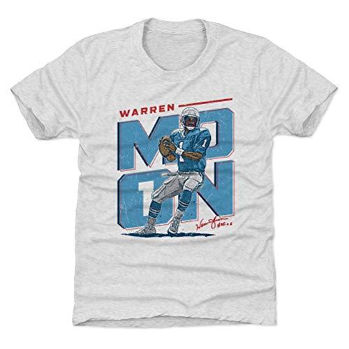 500 LEVEL Warren Moon Houston Oilers Youth Shirt (Kids Large (10-12Y) 1a93d5de8