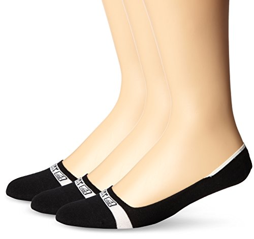 Sperry Top-Sider Men's Signature Invisible Liner Socks, 3 Pair, Black, Shoe Size: 9.5-13 (Best No Show Socks For Sperrys)