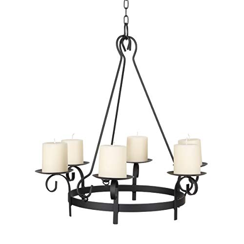 Outdoor Wrought Iron Lighting Fixtures in US - 6