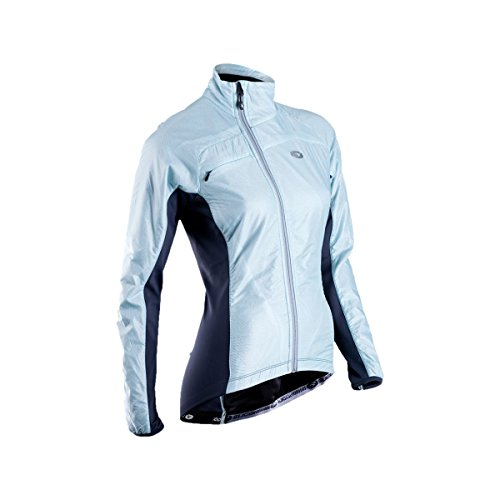 SUGOi Women's RSE Alpha Bike Jacket, Ice Blue, Large