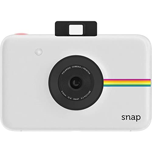 Polaroid Snap Instant Camera 2x3 Zink Paper 30 Pack Neoprene