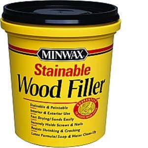 (Minwax 42853 16 Oz Stainable Wood)