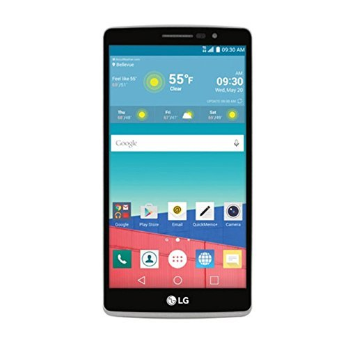 LG G Stylo T-Mobile Cell Phone, Retail Packaging, Gray