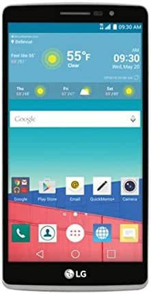 LG H631 G Stylo T-Mobile Cell Phone, Retail Packaging (Gray)