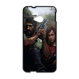 HTC One M7 Cell Phone Case Black The Last Of Us 2 M5P7UT