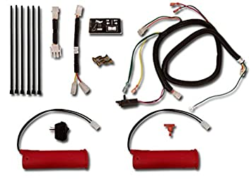 419KCp9IOjL._SX355_ amazon com oem cub cadet heated hand grips 753 05762b snowblower Cub Cadet Rider Mower Wiring Harness at bayanpartner.co