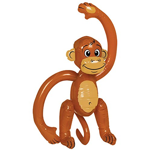 Monkey Inflatable 24 - Amscan 148428 24