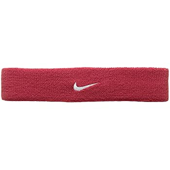 Amazon.com  Nike Premier Home and Away Headband (Obsidian White ... f7b2de47226