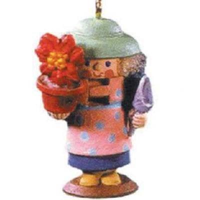 Hallmark Keepsake Ornament - Nutcracker Guild Miniature - 4th in Series 1997 ()