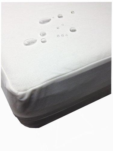 My Little Nest Cotton Crib Mattress Bed Bug and Anti-Allergen Encasement