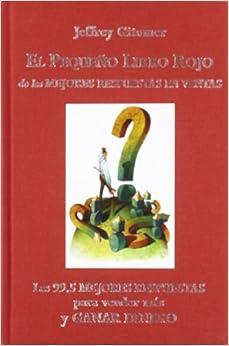 El pequeño libro rojo de las mejores respuestas en ventas