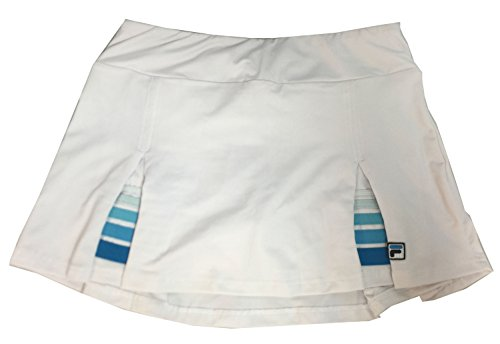 Fila Performa Tennis Skort White and Blue (Medium)