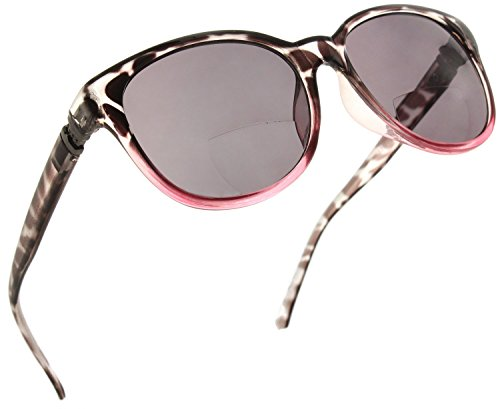Cateye Bifocal Reading Sunglasses