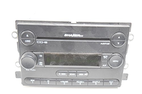 04-05-06-07-ford-mustang-f-150-f150-fusion-shaker-500-radio-cd-player-oem