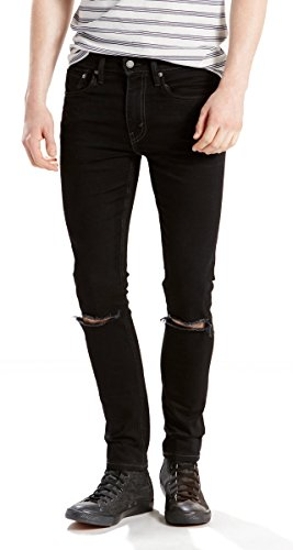 Levi's Men's 519 Extreme Skinny Fit, Rock n Roll Radio - 31x30