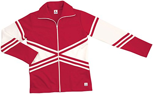 (Instock Dbl Knit X-Wrm-Up Jacket Red Small)