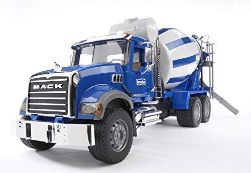 Bruder 02814 Mack Granite
