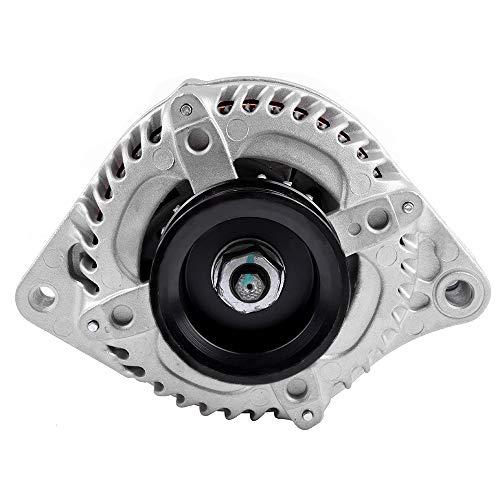 ECCPP Alternators Fit for 11099 for Acura MDX RL TL Honda Odyssey Pilot Ridgeline 3.2L 3.5L 3.7L CW 130A S6 ()
