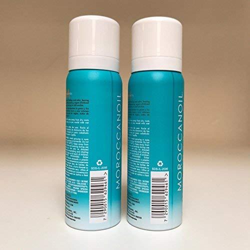 Moroccan Oil Dry Shampoo 1.7oz - Dark Tones - SET OF 2