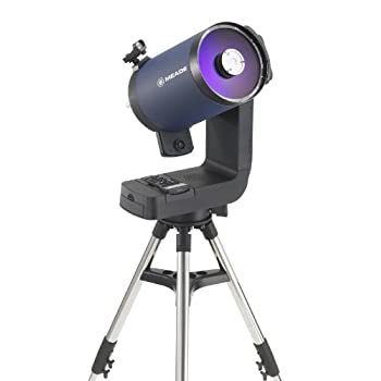 Image of Catadioptric Meade Instruments 8-inch LightSwitch Series Telescope with Advanced Coma-Free Optics