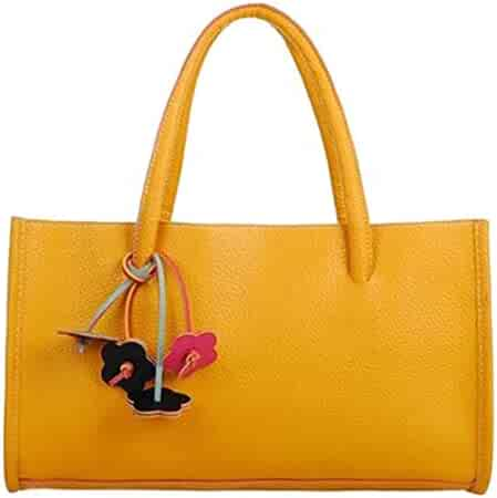 43df16f00ace Shopping Yellows - Faux Leather - $25 to $50 - Handbags & Wallets ...