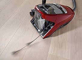 Miele Blizzard CX1 Red EcoLine - SKRP3 550 W - Aspiradora (550 W ...