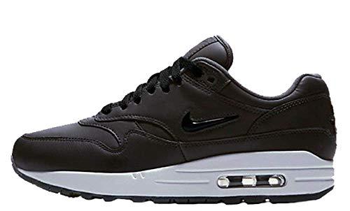 7 Premium Nera Aa0512003 Air In Max Womens Sc 1 Uk Nike Ginnastica Pelle FRqCw7F