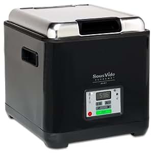 Sous Vide Supreme  SVD-00101 Demi Water Oven, Black