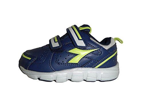 Diadora - Zapatillas de Material Sintético para niño turquesa