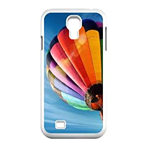 Vintage Hot Air Balloon Samsung Galaxy S4 9500 Cell Phone Case WhiteF7937706