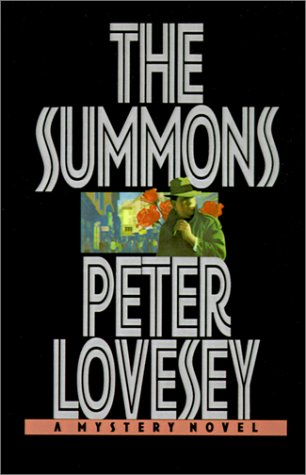 book cover of The Summons