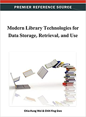 Modern Library Technologies for Data Storage, Retrieval, and ...