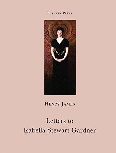 Letters to Isabella Stewart Gardner (Pushkin Collection)