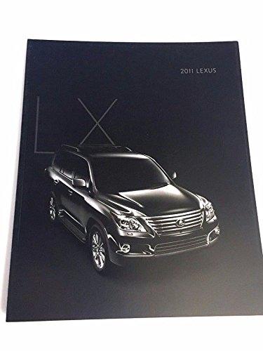 Amazon com: 2011 Lexus LX LX570 24-page Original Car Sales