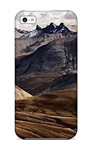 Ideal CaseyKBrown Case Cover For Iphone 5c(french Mountains), Protective Stylish Case