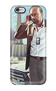 Hot 2738781K24464309 Iphone Case - Tpu Case Protective For Iphone 6 Plus- Grand Theft Auto V