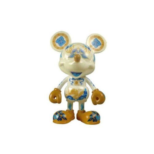 - pi. (PLAY IMAGINATIVE) Vinyl Art Figure Mickey Mouse Porcelain