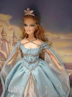 Princess Collectible Doll - Barbie Collector Ethereal Princess Barbie Doll