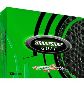 Bridgestone TreoSoft Golf Balls (One Dozen)